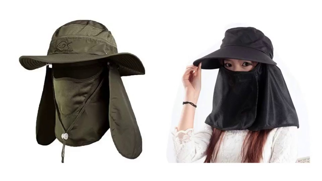 Best Hat to Protect Face from Sun - YouTube 342b3bebcb8