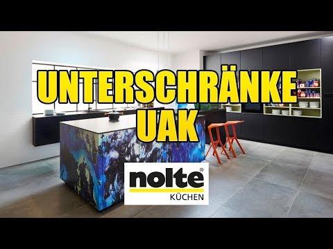 Nolte Küchen - Unterschränke UAK [Montagevideo]