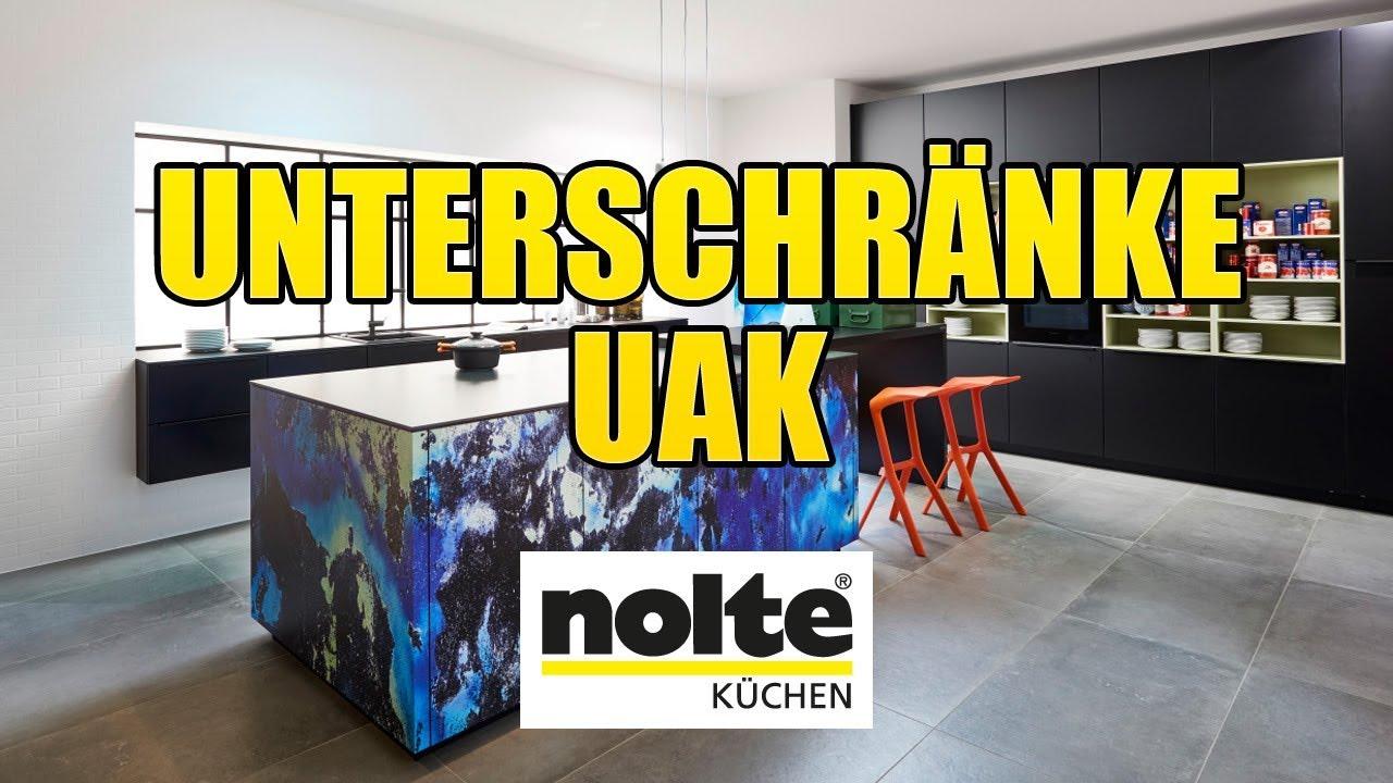 Nolte Küchen - Unterschränke UAK