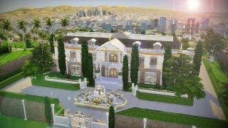 MANSÃO DE CELEBRIDADE (Celebrity Mansion)│The Sims 4 Rumo à Fama