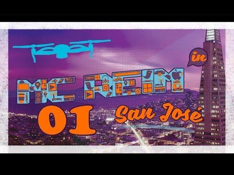 San Jose Tag 01 An- und Einreise - WWDC-Vlog