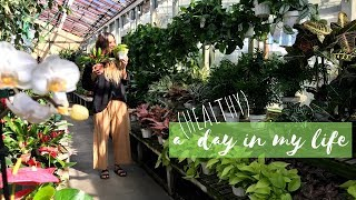 A Healthy Day in My Life | exercise + what I eat
