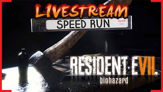 Resident Evil 7 | MADHOUSE KNIFE ONLY WORLD RECORD SPEEDRUN ROUND 2