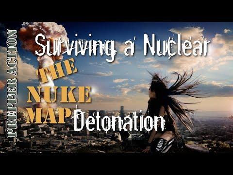 Nuke Map Simulation Los Angeles
