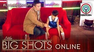 Little Big Shots Philippines Online: Andrei | Basketball Hotshot