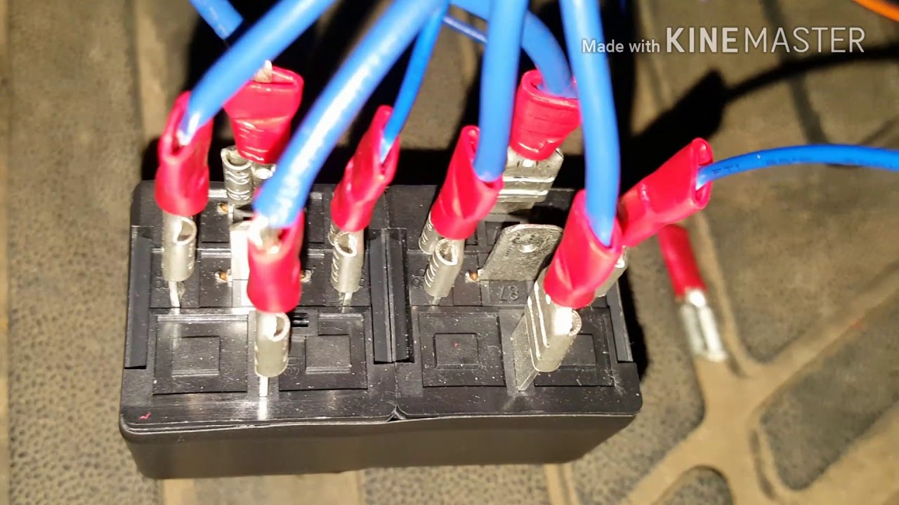 dodge ram keyless entry lock unlock wiring [ 1280 x 720 Pixel ]