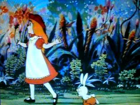 Alica v krajine zázrakov - úvodná pieseň