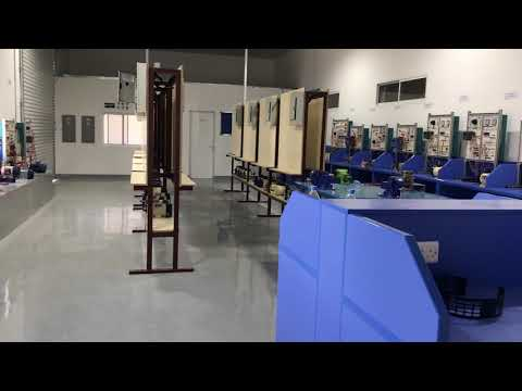 Electrical Engineering Lab Equipment Training Panels and Kits