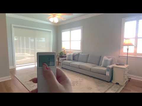 US Blinds Custom Home Installation
