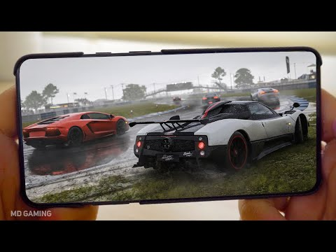 TOP 10 Best Racing Games For Android & IOS | Offline/Online【MD】
