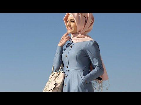 4daeadd7e ملابس للمحجبات من موقع تركي modanisa - YouTube