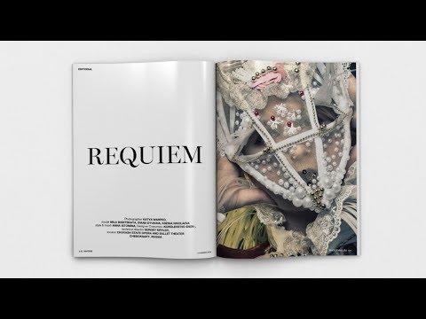 """""""Requiem"""" For INVOISE Magazine"""