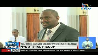 High court grants Ngirita permission to seek medical attention