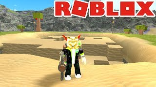 BOOGA BOOGA VS TREASURE HUNT SIMULATOR / Roblox Big Booga Dig / Roblox Simülasyon