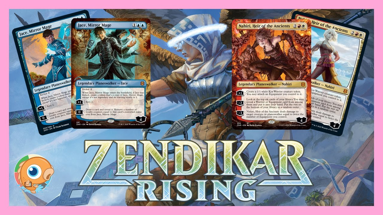 Zendikar Rising Spoilers August 26 Jace And Nahiri They mean the battle for zendikar lands, presumably. zendikar rising spoilers august 26