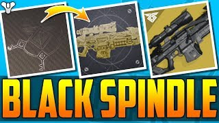 Destiny 2 - SECRET PUZZLE FOUND - How To Get BLACK SPINDLE / POLARIS LANCE ?? (Hidden Exotic Weapon)