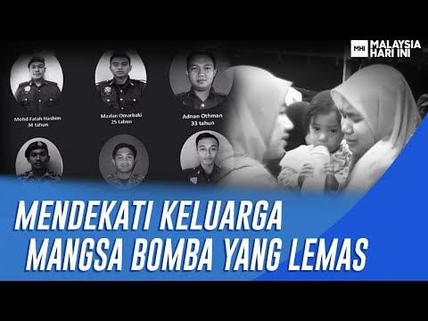 MENDEKATI KELUARGA MANGSA BOMBA YANG LEMAS |MHI (8 Oktober 2018)