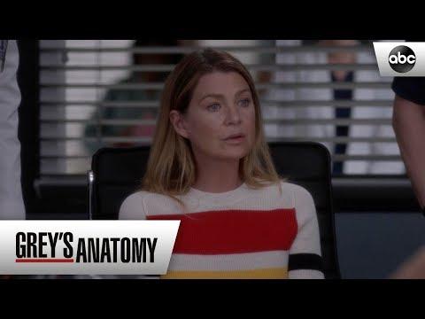 Bailey Fires Meredith, Alex And Richard - Grey's Anatomy Season 15 Episode 25