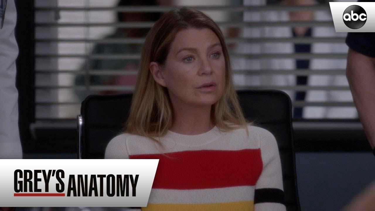 Download Bailey Fires Meredith, Alex and Richard - Grey's Anatomy Season 15 Episode 25