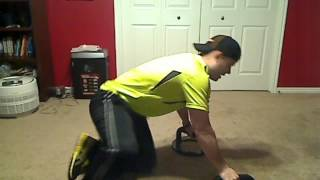 Day 7 Of The 1400 Push-up Challenge - Little Changes Make A Big Difference.