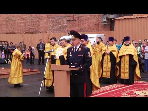 Открытие храма в г. Норильске