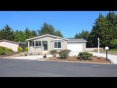 Longview Hills Newport Oregon. 55+ Manufactured Home Park