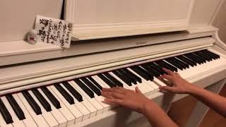 合唱「道」EXILE  ピアノ伴奏