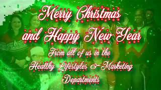 Tgmc healthy lifestyles center & marketing department christmas video