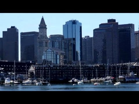 Next Stop: Boston - Boston Harbor Boat Tour