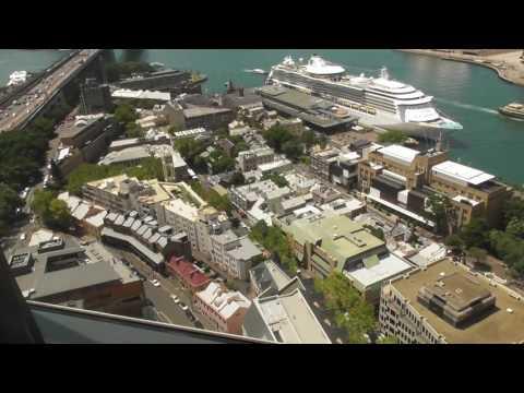 Shangri La Hotel Sydney - Premier Grand Harbour View Room - Horizon Club !