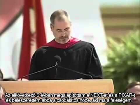 Steve Jobs avatási beszéde a Stanford Egyetemen