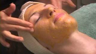 Organic Facial At Metamorphosis Day Spa NYC New York Using Emerge Skin Care