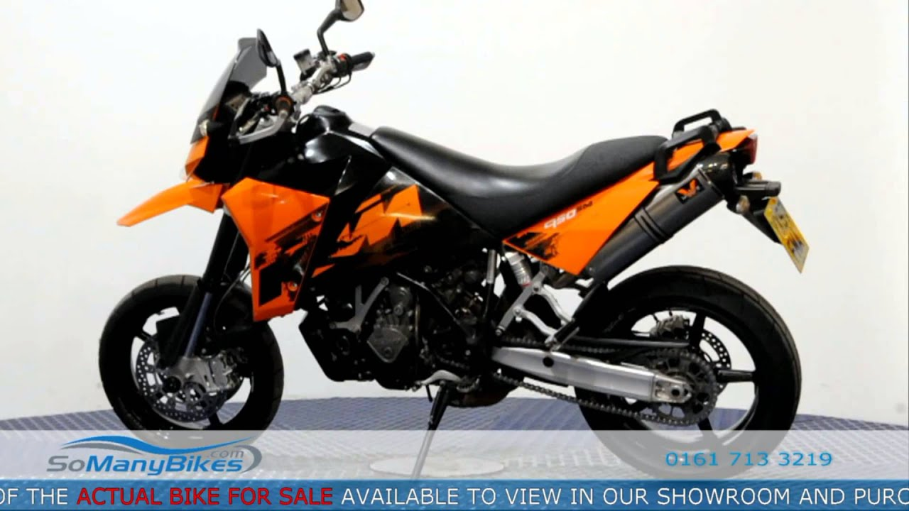 2007 ktm supermoto 950 overview motorcycles for sale. Black Bedroom Furniture Sets. Home Design Ideas