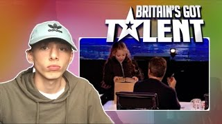 Issy Simpson wows with her magic act! | Britain's Got Talent 2017 REACTION