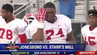 Jonesboro vs Starr