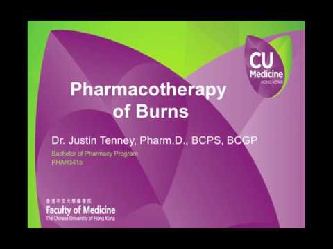 Pharmacotherapy of Burn Patient Management