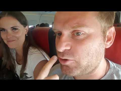 Перелет из Анталии в Киев . У Юли истерика