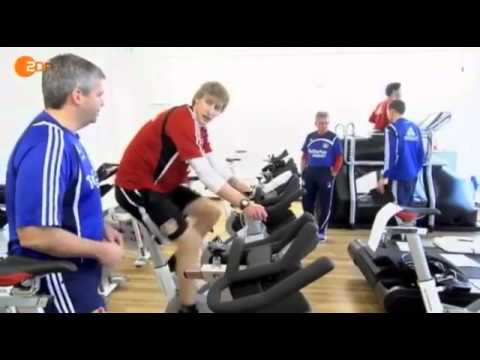 Michael Ballack's - AlterG Anti-Gravity Treadmill.flv