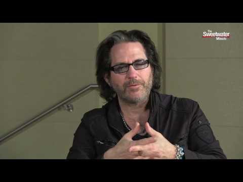 Interview with Kip Winger - Sweetwater Minute Vol. 216