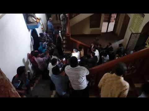 Vice president shri venkaiah naidu Sir alumini visit 2017 to ANDHRA UNIVERSITY COLLEGE OF LAW