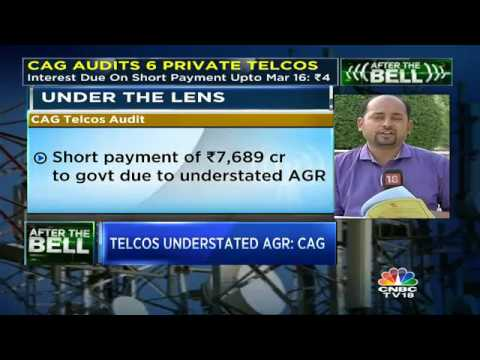 TELCOS UNDERSTATED AGR: CAG