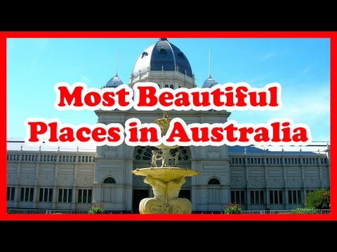 The 5 Most Beautiful Places in Australia | Australia Travel Guide