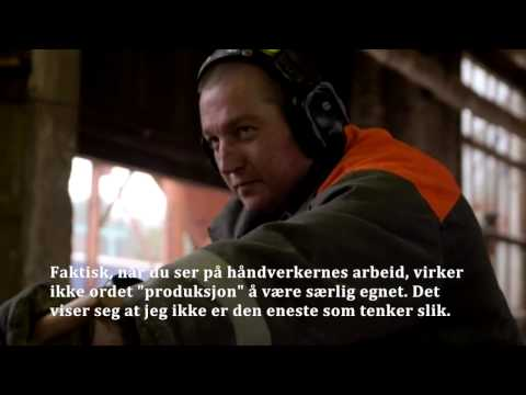 Latlaft Documentary Video ( Norwegian subtitles) Din drøm Laftehytte !