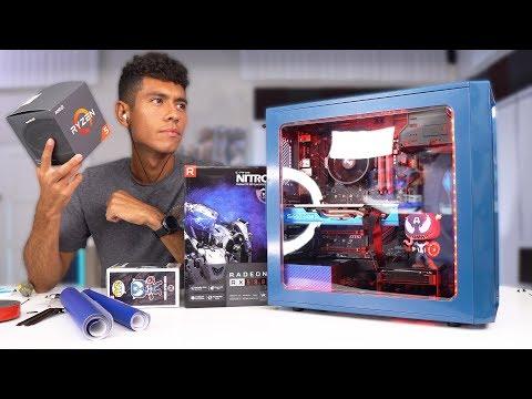$900 Gaming PC Build - Ryzen 5 2600 RX 580 (w/ Benchmarks)