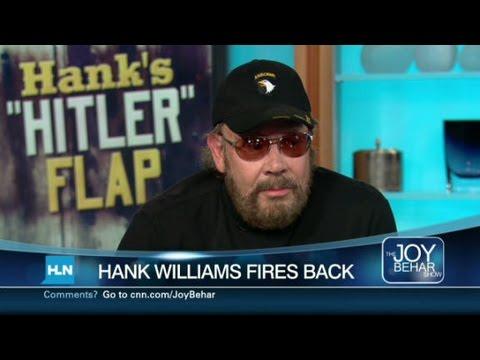 Hank Williams Jr: I wasn't fired--I quit!