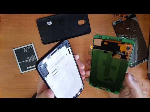 Samsung J4 Замена дисплея