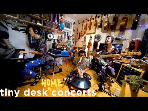 Live @ NPR Tiny Desk (Home) Concert