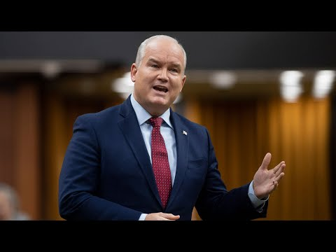 Erin O'Toole says he would 'align' policy with Biden administration as prime minister