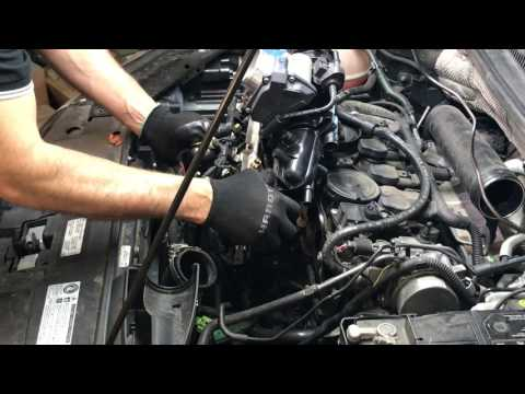 How to install the Intake manifold and valve cleaning 2012 VW TSi 2 0Part 2