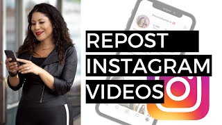 How To Repost a Video on Instagram